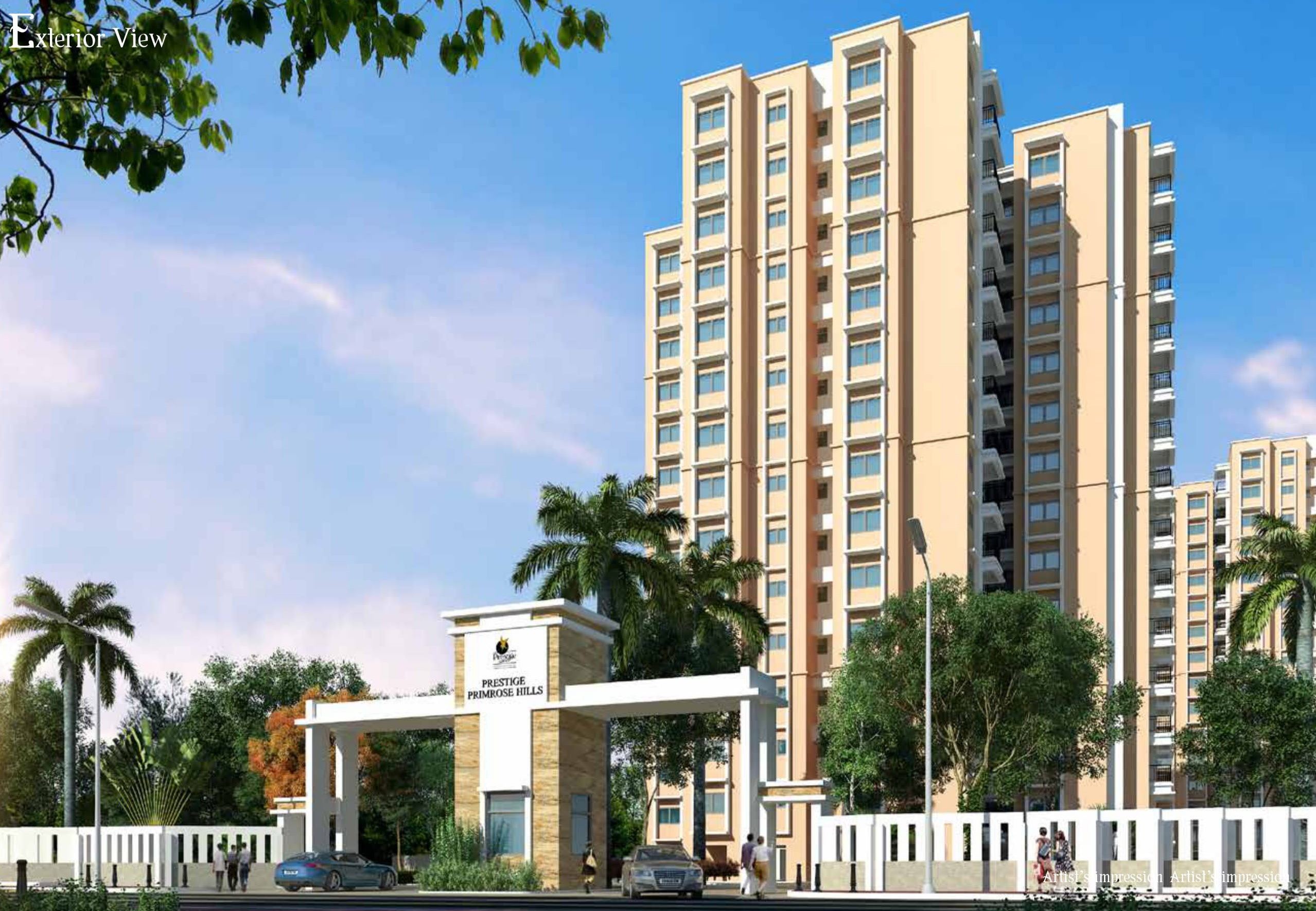 1/2 BHK Apartments in kanakapura Road by Prestige group
