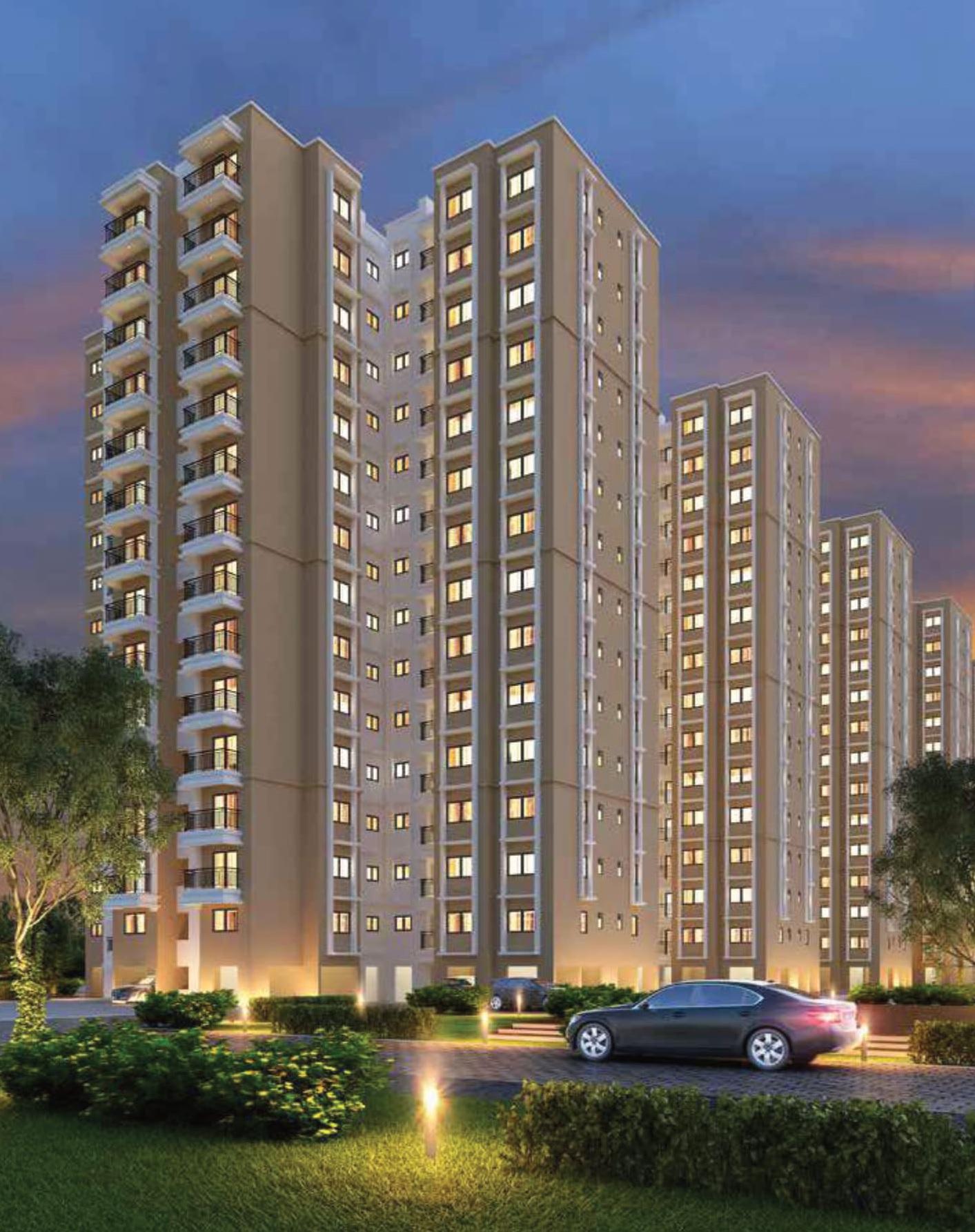 Prestige Primrose Hills Bangalore